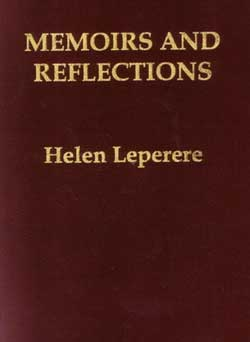 Leperere, Helen: Memoirs and Reflections