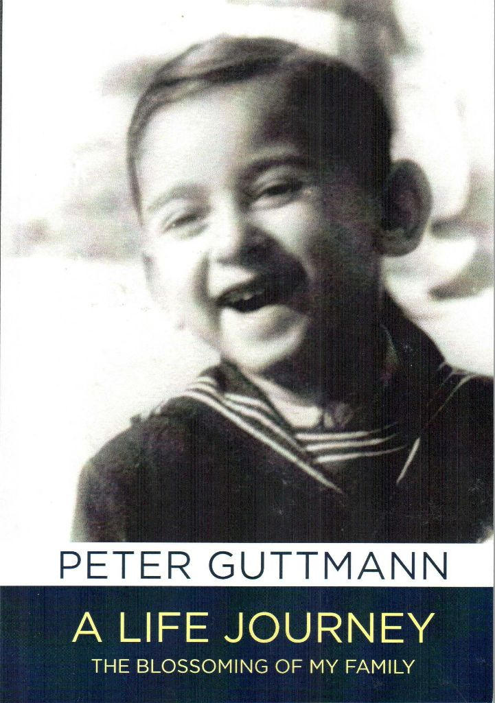 Guttmann, Peter: A life journey