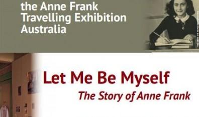 News Update: Anne Frank's Exhibition