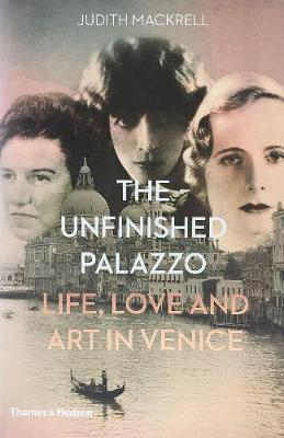 Book Club: The Unfinished Palazzo