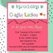 Crafty Ladies