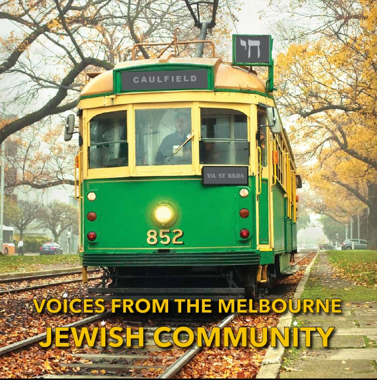 """Voices from the Melbourne Jewish Community"""
