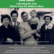 Book Launch: Unlocking the Past