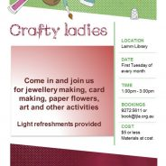 Crafty Ladies