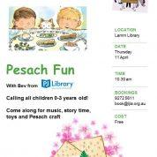 Pesach Fun