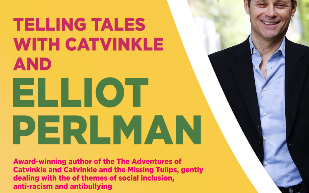 Telling Tales with Elliot Perlman