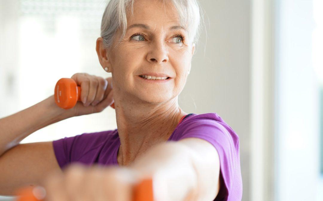 Women's Light Strength Training